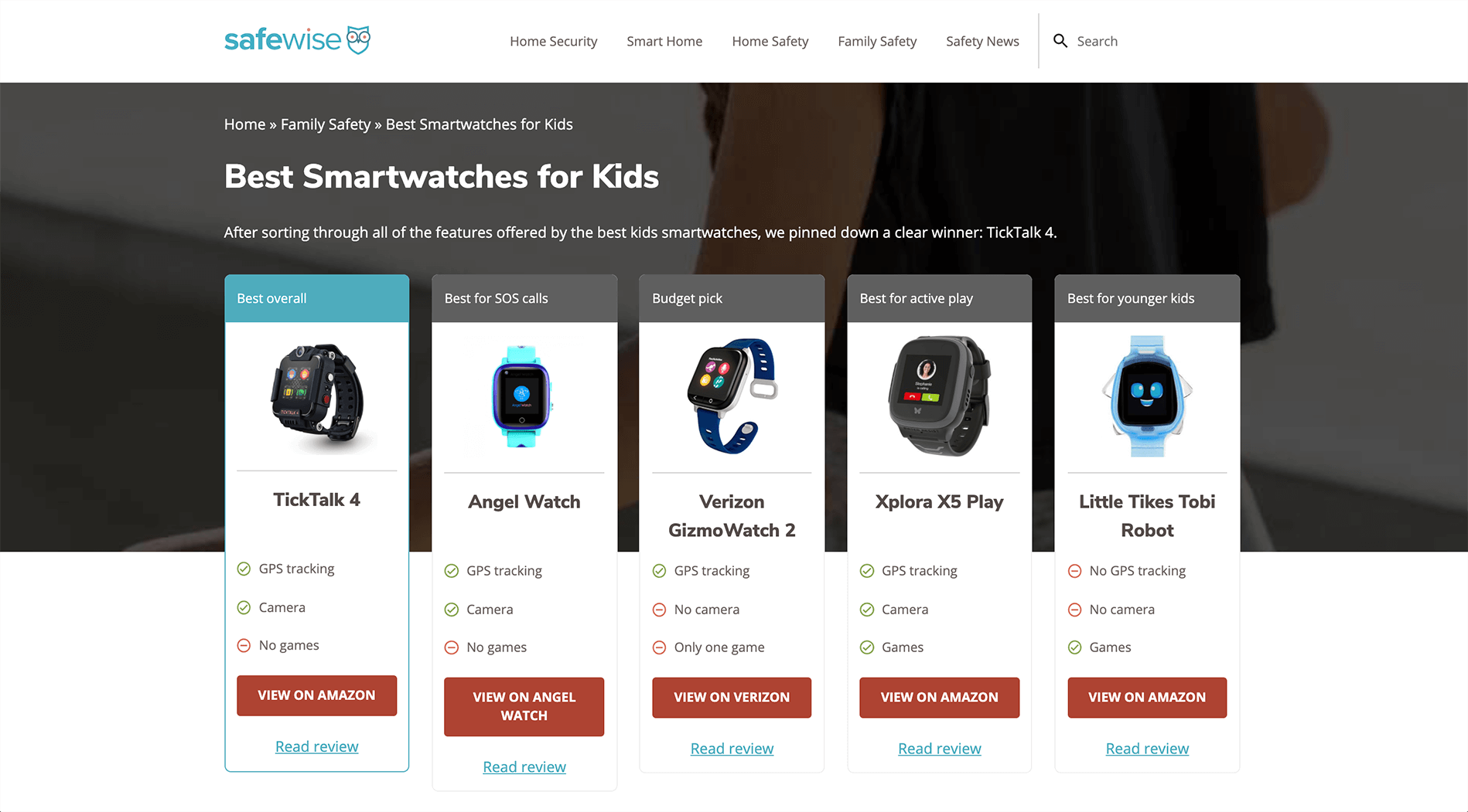 Affiliate Landing Page Example
