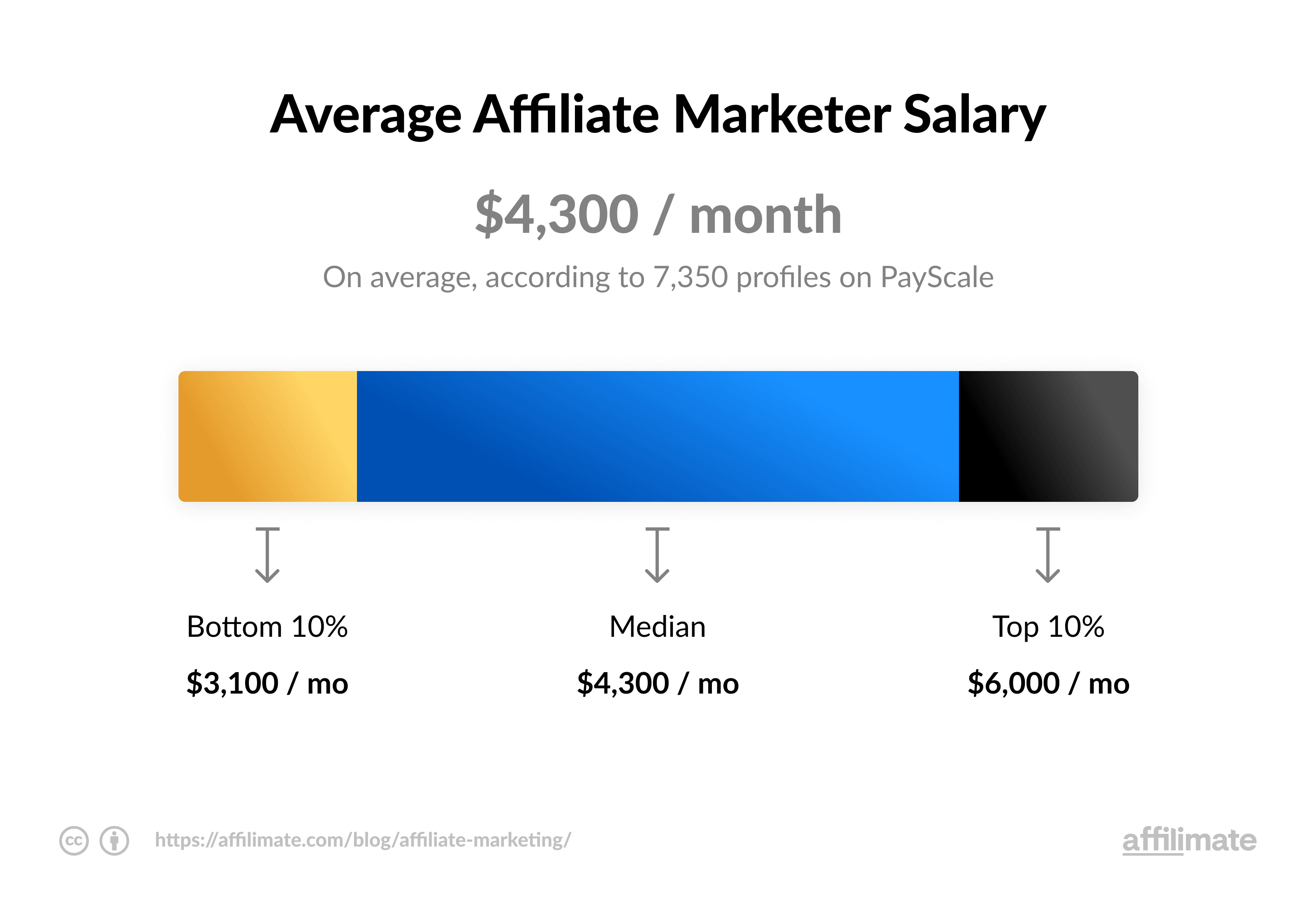Affiliate Marketer Salary