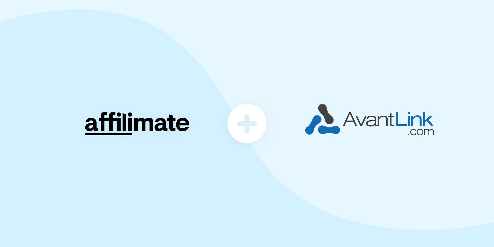New integration: AvantLink support in Affilimate