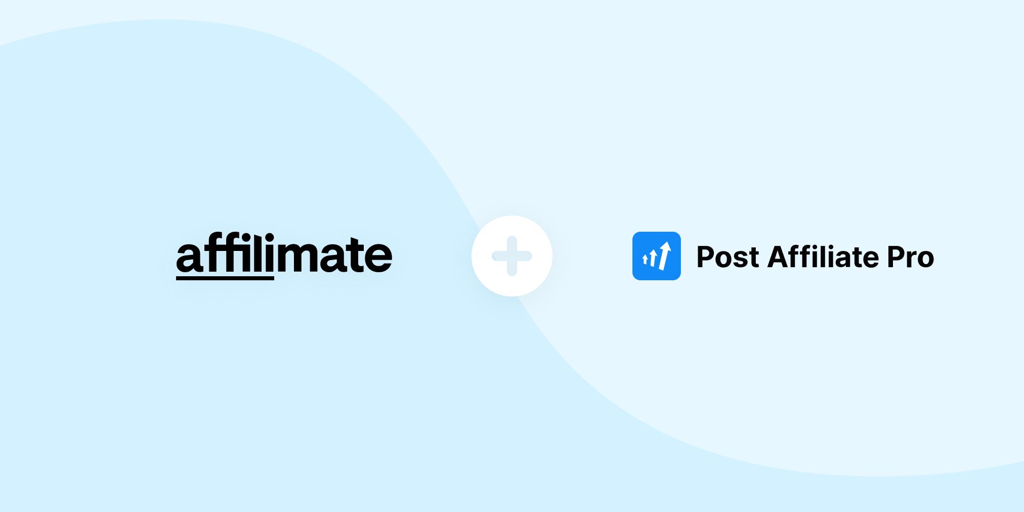 New Integration: Post Affiliate Pro Arrives in Affilimate