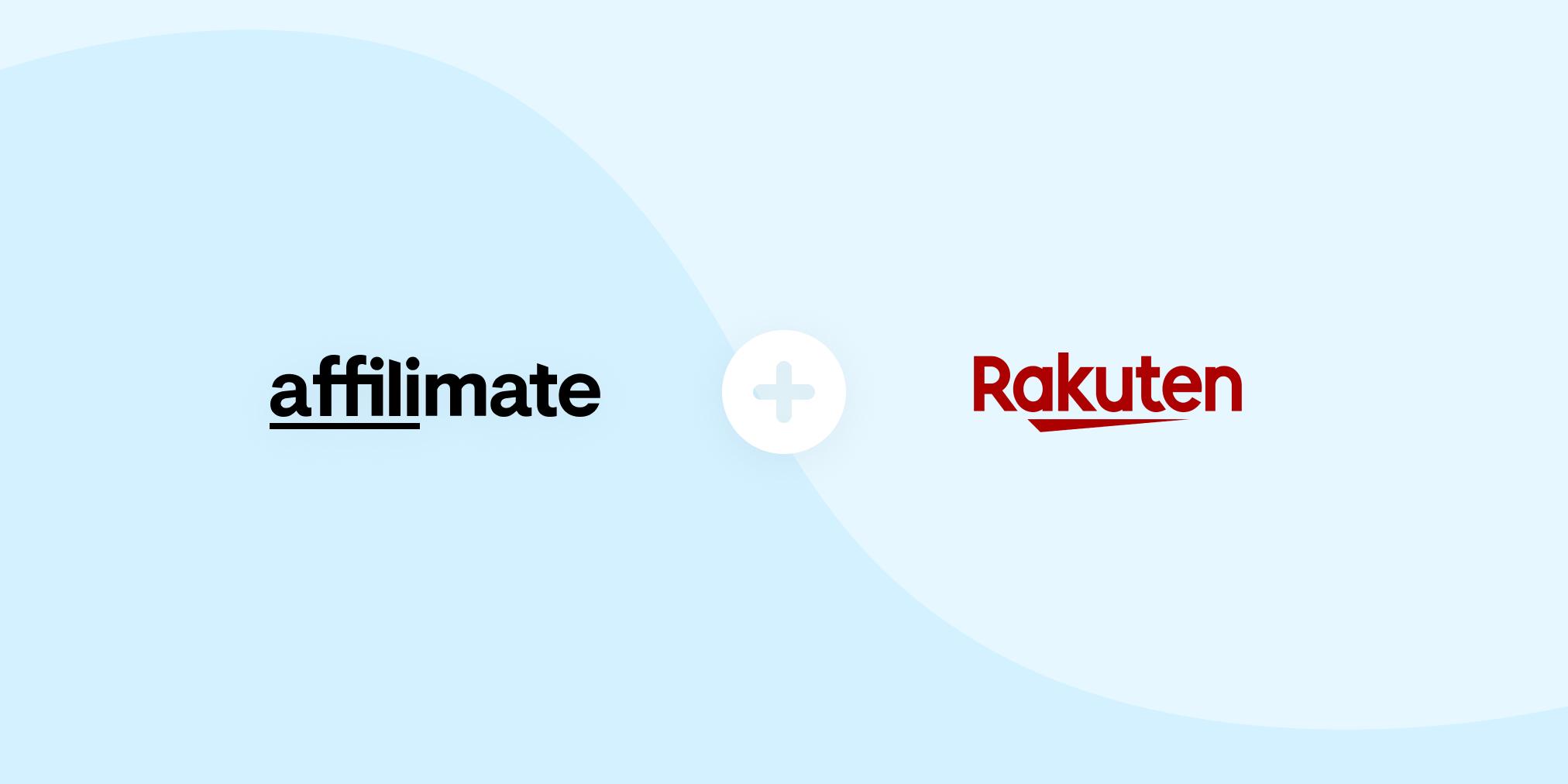 New Integration: Rakuten Arrives in Affilimate