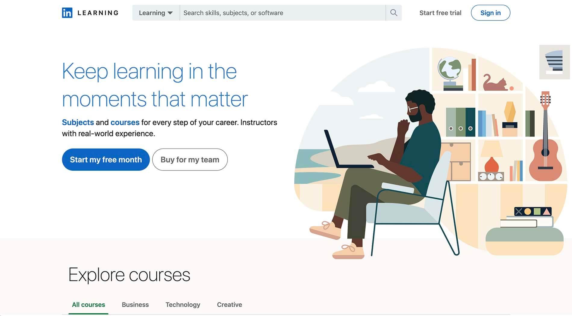 LinkedIn Learning Affiliate Program