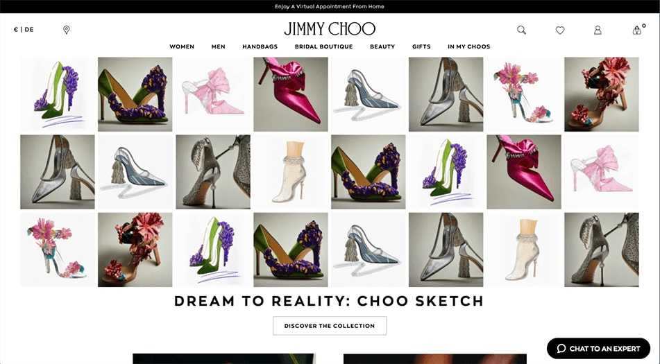 Jimmy Choo Affiliate Program