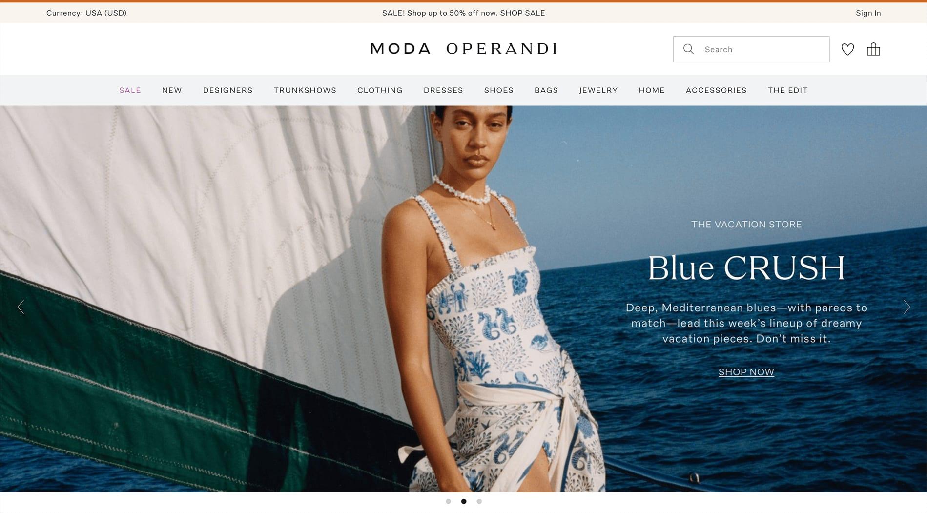 Moda Operandi Affiliate Program