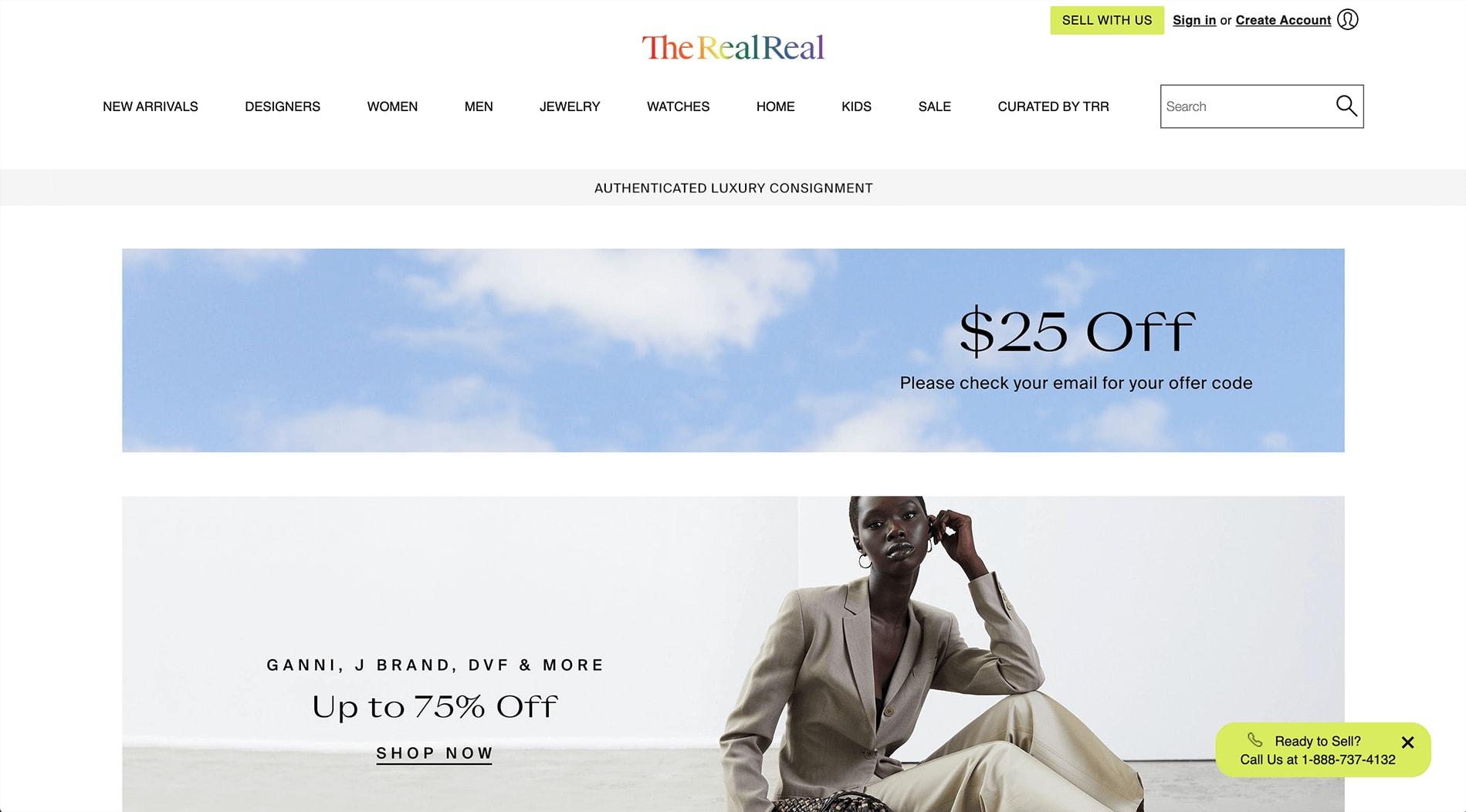 The RealReal Affiliate Program