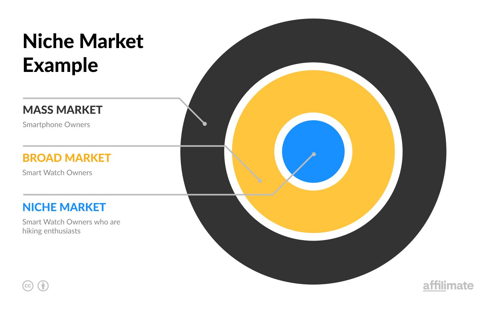 Niche Market example
