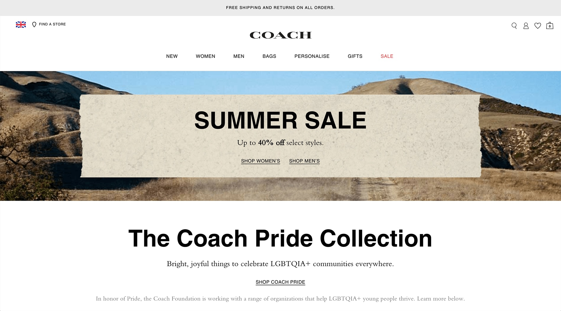 Coach Affiliate Program