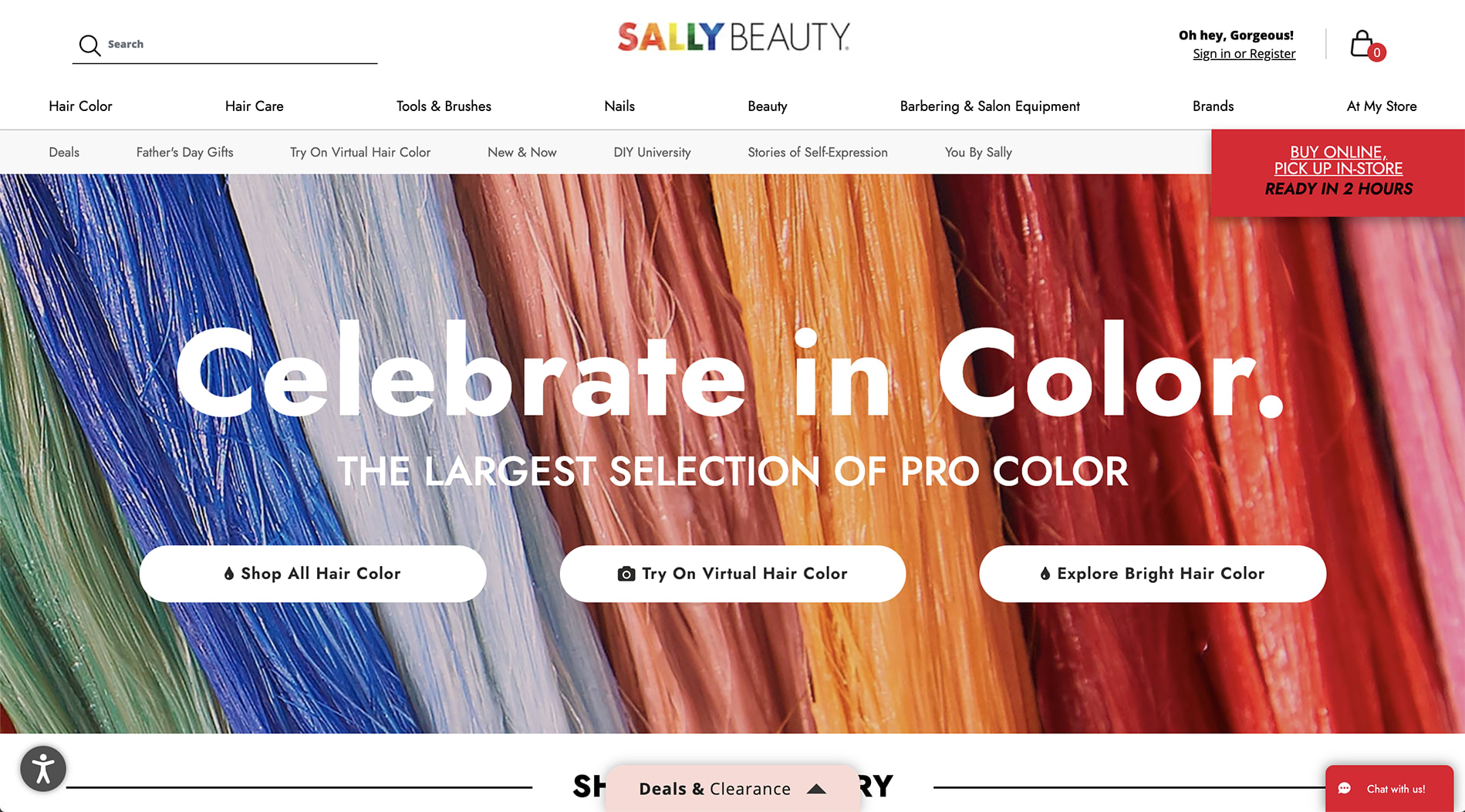 Sally Beauty Affiliate Program